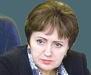Елена Бибикова, сенатор СФ